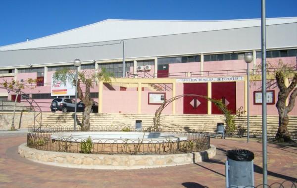 Pabellón polideportivo – Calasparra